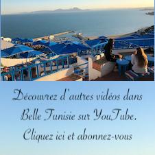 Belle Tunisie sur YouTube  position 3 (226x226)